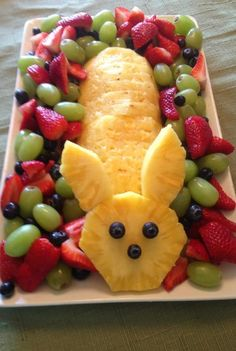 Hop on this recipe for a cute appetizer this Easter!