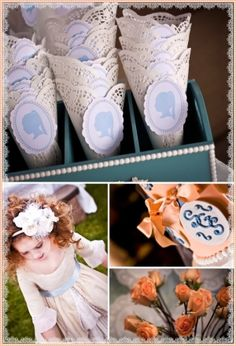 Vintage party. Love IT! by mollie