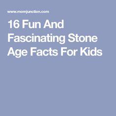 paleolithic era facts