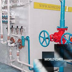 Industrial Air separation plant manufactured and exported by BDM performs as per the plants of international standard.