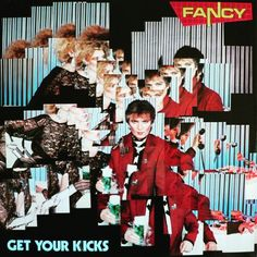 Love Fancy's Get Your Kicks record cover, inspired by David Hockney's Polaroid joiners! Italo Disco, David Hockney, You Got This, Polaroid, Kicks, Lovers, Fancy, Inspired, Movie Posters