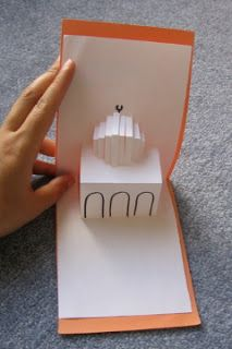 99 Creative Mosque Projects -  Eid Card with Pop Up Mosque