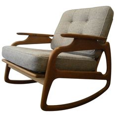 1STDIBS.COM - Pruskin Gallery - Italian Rocking chair ($500-5000) - Svpply