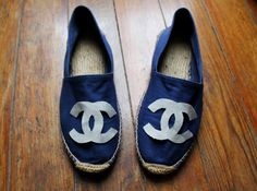 DIY: Chanel Espardilles
