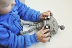 PDF: Mønster Robot