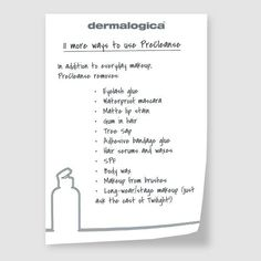 Dermalogica precleanse uses