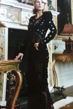 From Harper's Bazaar May 2010....Gwyneth in Givenchy Haute Couture