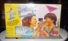 """Vintage """"I'm Telling"""" board game published by Pressman/Saban Complete & NEW in Factory-sealed packaging! Made in USA. Bridal Shower Questions, Kid N Teenagers, Play Money, Vintage Board Games, Bachelorette Party Games, Games For Kids, Booklet, Childhood Memories, Card Games"""