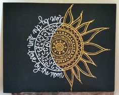 Coloradomudanddiesel — artistthingstosay: 11x14 CUSTOM Painted Canvas –...