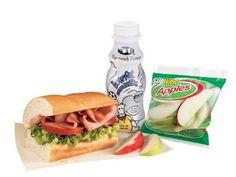 FRESHFIT meals at Subway, the healthy choice