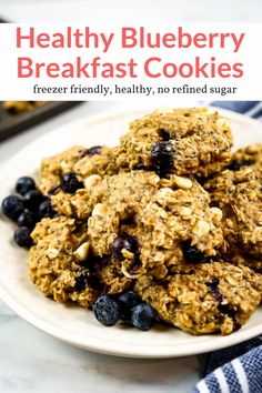 muffin recipes 6 recipes dinner xmas recipes recipes 3 ingredients recipes without vegetables recipes vegetables recipes 3 ingredients slow cooker recipes Breakfast Cookie Recipe, Healthy Breakfast Recipes, Healthy Desserts, Healthy Recipes, Healthy Breakfast Cookies, Dinner Healthy, Keto Snacks, Eating Healthy, Breakfast Ideas