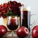My Life as a Mrs. » Spiced Apple Cider Sangria