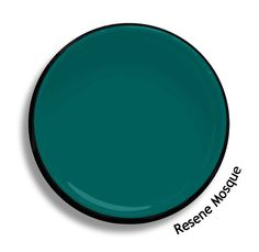 Resene Mosque is a bright blend of Prussian blue and Viridian green. From the Resene colours collection. Try a Resene testpot or view a physical sample at your Resene ColorShop. This could also work for some Winters. Blue Feature Wall Living Room, Living Room Green, Living Rooms, Interior House Colors, Interior Design, Resene Colours, Material Board, Prussian Blue, Colour Chart