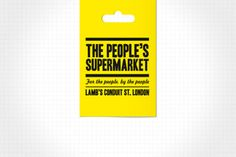 The People's Supermarket on Packaging of the World - Creative Package Design Gallery