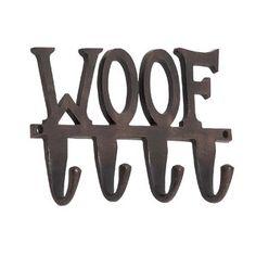 Woof Wall Hook