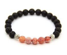 Hannah Lava Rock Bracelet (all colors)