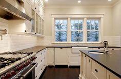 Дизайн фартука для кухни (33 фото)