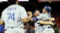 #MLB: Kershaw soporta tensión en Washington y Dodgers van a la SCLN