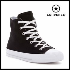 the best attitude b751f c45fd Converse Shoes   Converse Sneakers Chuck Taylor All Star High Tops   Color   Black White   Size  Various