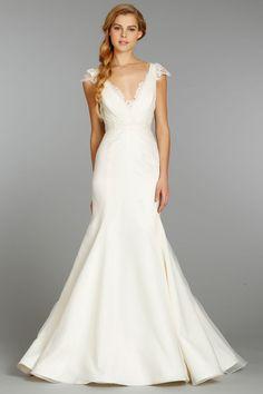 blush wedding dress | Blush by Hayley Paige 1357