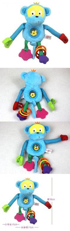 Baby toys baby grasping the ball ball colorful sensory balls jingle bells ball rattles bed bell Preschool Multifunction #71