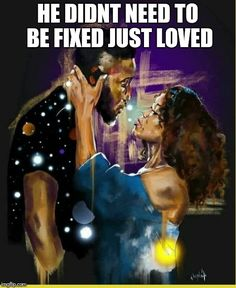 True love does not hurt. love art The Purple Crown Project – True Love Does Not Hurt Black Couple Art, Black Love Couples, Black Girl Art, Black Women Art, Art Girl, Black Girl Magic, Black Love Artwork, Black Art Painting, Black Art Pictures