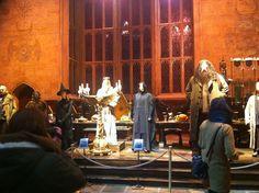 Harry Potter - Warner Bros. Studio Tour. January 2015