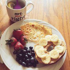 Breakfast #teamiblends