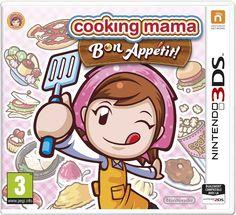 Cooking Mama Bon Appétit [Test 3DS] Test réalisé par Cristal Vous avez envie de mettre les petits plats dans les grands, mais vous brûlez tous vos aliments, envie de couper les légumes en n'y sacrifiant plus vos doigts ? Ce jeu est fait pour vous !  http://gamezik.fr/?p=4860