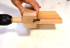 Do NOT Buy a Doweling Jig.  Make Your Own