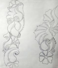 ideas flowers drawing design pictures for 2019 Henna Hand Designs, Mehndi Designs Finger, Simple Arabic Mehndi Designs, Mehndi Designs For Beginners, Bridal Henna Designs, Beautiful Mehndi Design, Simple Henna, Dulhan Mehndi Designs, Mehndi Designs 2018
