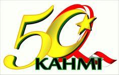 Logo Resmi HUT KAHMI ke-50