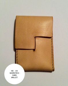 Handmade Profiles: Morgan from MWR Leather