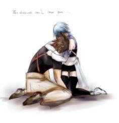 Terra and Aqua :(