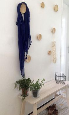 DIY patères style Muuto Decor, Furniture, House Design, Deco, Home Decor, Home Deco, Muuto, Entryway, Inspiration