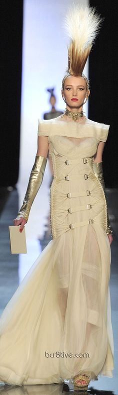 Jean Paul Gaultier Haute Couture Spring Summer 2011