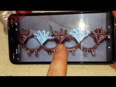 Crochet Videos, Filet Crochet, Tatting, Frame, Youtube, Instagram, Decor, Pattern, Picture Frame