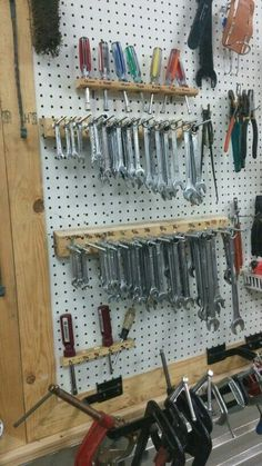 Wrench organization...