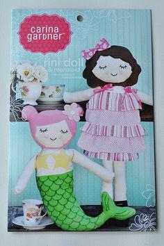 Rini Doll Pattern