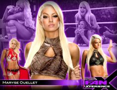 Please welcome Maryse Ouelet to 2014 Salt Lake Comic Con #FanX! Maryse is best known as a #WWE Diva Champion and has a Black Belt.
