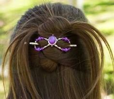 DIY hair style design - New Color Line Flexi Clips from Lilla Rose!