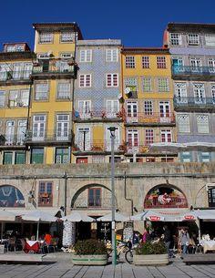 Ribeira's Color - Porto, Portugal