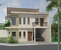 Planning to build your own house? Check out the photos of these beautiful 2 storey houses.This article is filed under: Small Cottage Designs, Small Home Design, Small House Design Plans, Small House Design Inside, Small House Architecture 2 Story House Design, House Balcony Design, House Roof Design, Glass House Design, House Extension Design, Simple House Design, Modern House Design, Design Homes, Type 45