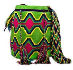 Wayuu torba w indiańskim stylu najmodniejsza