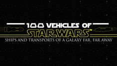 Star Wars And All Its 100 Means Of Transport - Infographic Surveillance Drones, Just Love, Transportation, Infographic, The 100, Fans, Star Wars, Characters, Detail