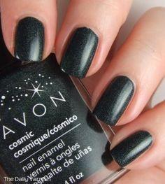 Avon Cosmic Nail Enamel Eclipse