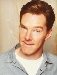 Benedict Cumberbatch biting his bottom lip. You are welcome. and if anyone knows how I can apply for that job, hook a sista up!!