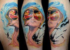 DANHAZELTON.com - Custom Tattoo Artist in WI