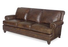 Vincent Sleeper Sofa by Bernhardt leather shown is discontinued but there are more options