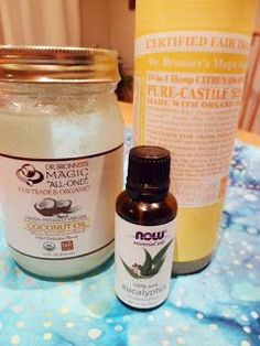 I love homemade bodywash. I have concocted so many recipes. I want to share my favorite one. I love this recipe because it is so uplifting. ...